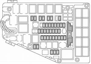 Subaru Legacy  2015  - Fuse Box Diagram