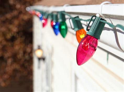 simple christmas light hang how to hang lights diy