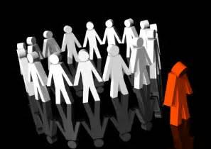 Exclusion Discrimination Discrimination