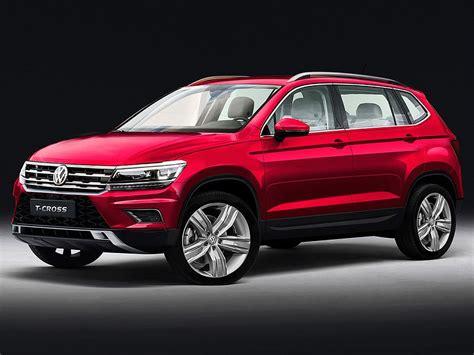 O Que Esperar Do Volkswagen Tcross? Autoo