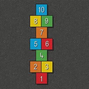 3d Hopscotch