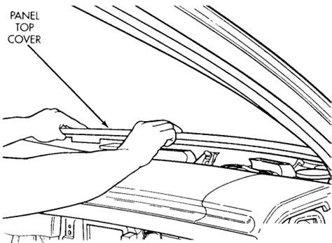 auto air conditioning service 1997 chrysler concorde lane departure warning repair guides air conditioner evaporator core autozone com