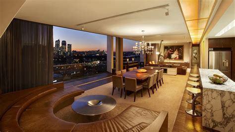 luxury holiday apartments houses sydney contemporary