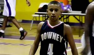 2020 PG Julian Newman Leading Conference In Scoring And