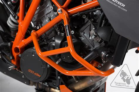 meancycles sw motech crash bars engine guards  ktm