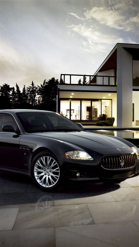 Cars Pictures by Wallpaper Maserati Quattroporte Supercar Luxury Cars