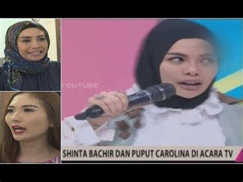 Nikita Mirzani Kembali Berulah Hina Shinta Bachir Puput