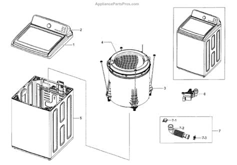Parts For Samsung Wahaw Main Assy