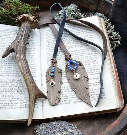 Bookmark Handmade Leather Bookmarks Custom Hunting Favorites