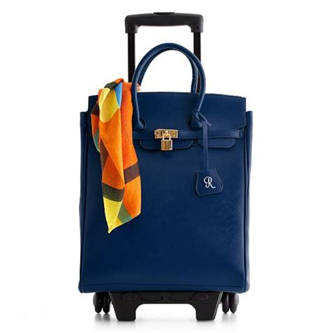town  country life monogrammed luggage
