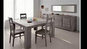 Salon Complet Ikea : salle manger moderne fidji youtube ~ Dallasstarsshop.com Idées de Décoration