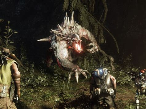 Best Free To Play On Xbox One Evolve Relaunching As Free To Play On Pc July 7 With
