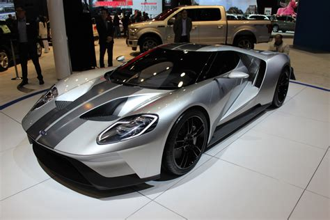 The Ford Gt Will Cost 0,000, Sell 250 Per Year