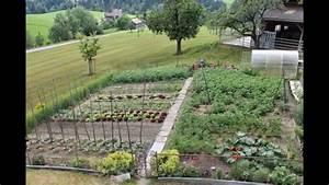 Gemüsegarten Anlegen Beispiele : gem segarten youtube ~ Watch28wear.com Haus und Dekorationen