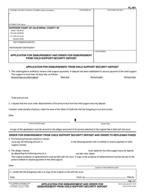 california family law forms   templates   word excel