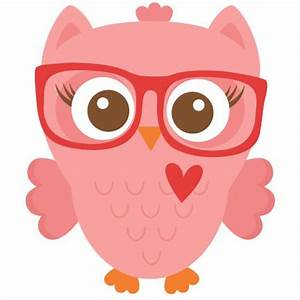 Owl clipart cute - Pencil and in color owl clipart cute