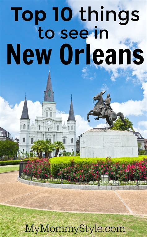 Top 10 Things To See In New Orleans Beyond Mardi Gras