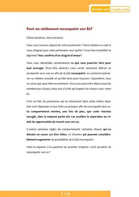 modele lettre quitter copain - Modele Lettre Pour Sauver