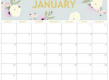 printable  calendar monthly template holidays planner