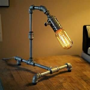 Industrial Design Lampe : industrial design m bel f r mehr stil in ihrem wohnraum ~ Sanjose-hotels-ca.com Haus und Dekorationen