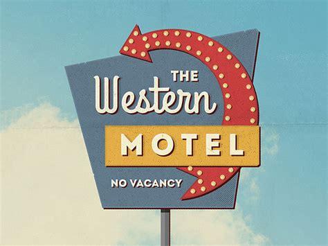 vintage sign mockup   psd template