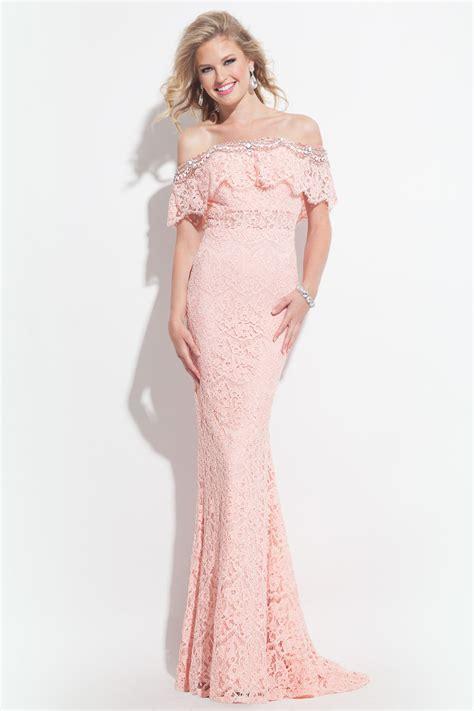 rachel allen  prom dress prom gown