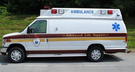 Find Used 2009 Ford E350 Van Type Ii Ambulance Aev