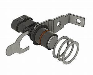 Crankshaft Position Ckp Sensor Connector Kit Gm 5 7l L31  96