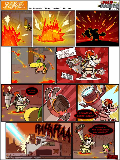 Ma Mario Vs Machine Pt19 By Mariobro64 On Deviantart