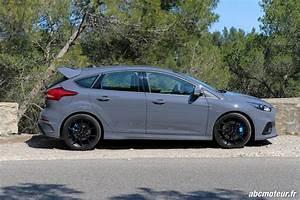 Ford Focus 3 Rs : essai ford focus rs la plus fun des compactes sportives ~ Dallasstarsshop.com Idées de Décoration