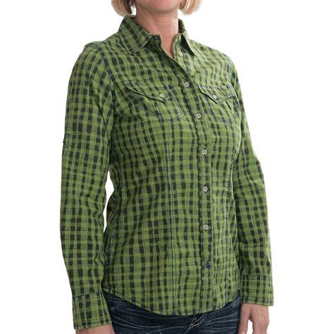 barn fly shirts barn fly trading print shirt sleeve for