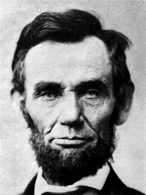 Fileabraham Lincoln Head On Shoulders Needlepointjpg  Wikimedia Commons