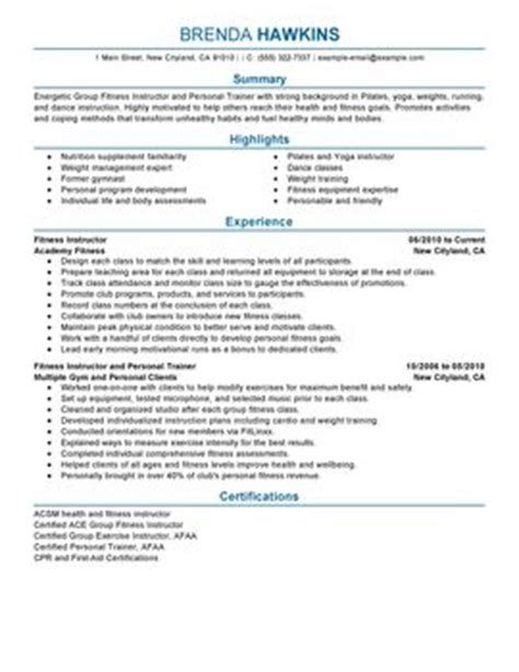 Pca Resume Summary by Fitness And Personal Trainer Personal Care And Services Thumbnail Personal Care Assistant Resume