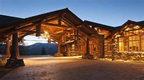 luxury log cabins houzz home design floor plans studio design gallery