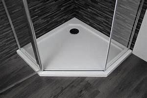 Dusche 100 X 100 : f nfeckdusche f nfeck duschkabine duschabtrennung dusche 80x80 90x90 100x100 cm ebay ~ Bigdaddyawards.com Haus und Dekorationen