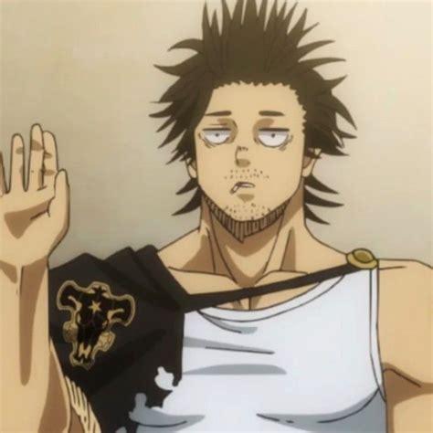 yamisukehiro black clover anime black clover