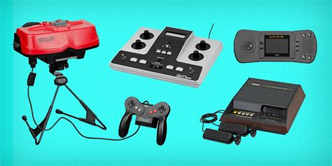 console videogame 13 consoles you ve probably never heard of