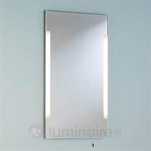 miroir grossissant avec lumiere integree idees de With miroir lumiere integree