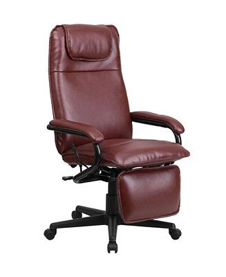 Office Chairs Macys by Clickhere2shop Offex High Back Black Leather Executive