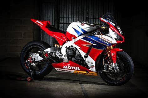 Honda Endurance Racing # 111 Motorcycle