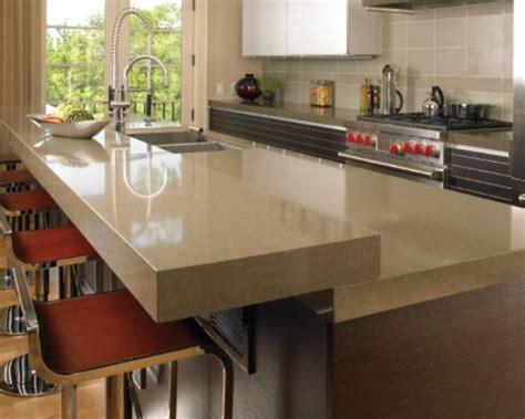 unique kitchen countertops   materials digsdigs