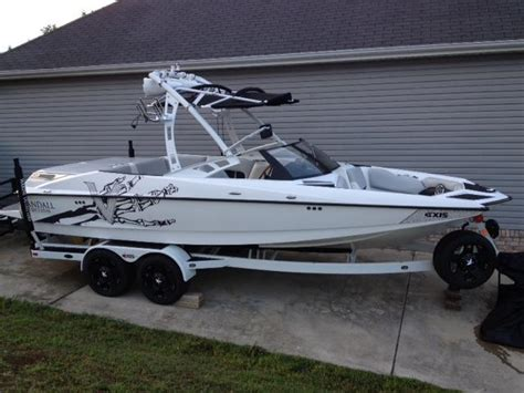 Axis Boats Vandall Edition by Axis Wakeboard Boat Forum View Topic Chattwake S 2012