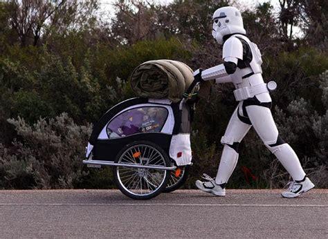 stormtrooper walking  australia gadgetsin