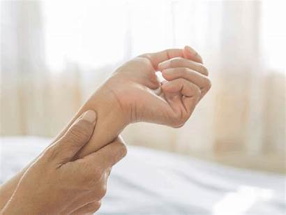 Wrist Arm Eczema Elbow Pain Hard Fingers