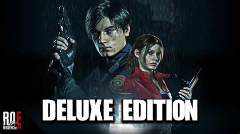 Resident Evil Order Resident Evil 2 Remake Release Date Pre Order Guide