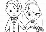 Groom Coloring Bride Pages Printable Personalized Activity Easy Activities Birthday Favor Pdf Template Getcolorings Safari Jungle Party Reception Princess Getdrawings sketch template