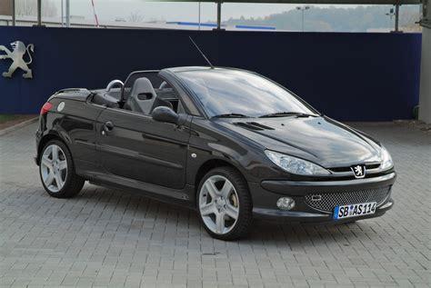 Peugeot 206 Cc by Peugeot 206 Cc Rc Line 2005