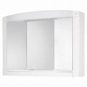Spiegelschrank 3 Türig Mit Beleuchtung : jokey spiegelschrank swing 3 t rig wei mit beleuchtung energieeffizienzklasse a bis b ~ Bigdaddyawards.com Haus und Dekorationen