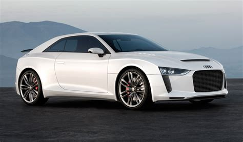 New Audi Midengine Sports Car To Slot In Below R8?