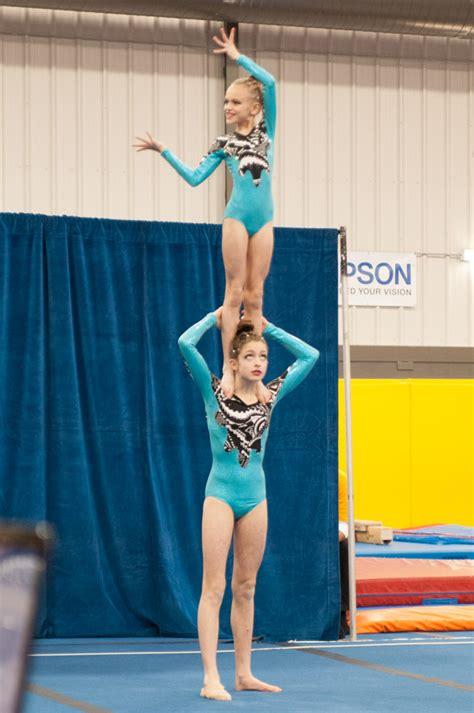 oakville gymnastics club acrobatic gymnastics team pics